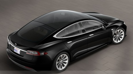 Tesla Model S Gets Glass Roof, Probably Solar Glass Roof Too (#ElonTweets) | Tesla Motors (+ other electric cars news) | Scoop.it