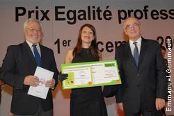 Région Midi-Pyrénées - Egalite Femmes - Hommes - Prix Égalité Professionnelle 2011   La lettre de Toulouse   Scoop.it