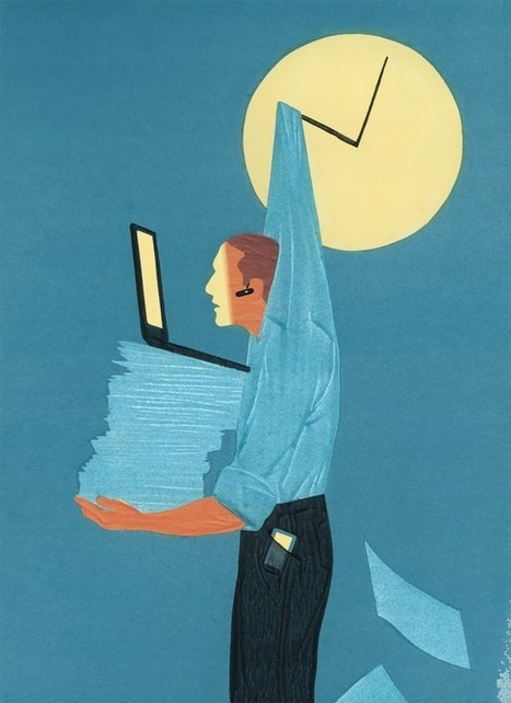 The overwhelmed employee: Simplify the work environment   Knowledge Nuggets   Scoop.it