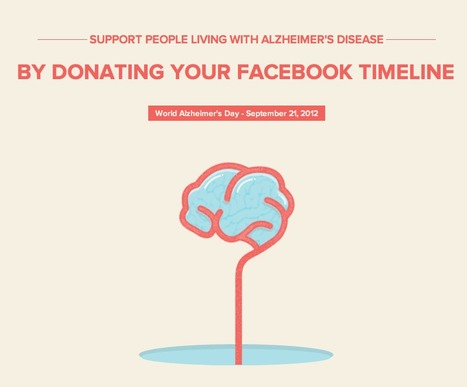 App wipes facebook timelines for a day to raise awareness for Alzheimers | Sanborn Adult Day Center | Scoop.it