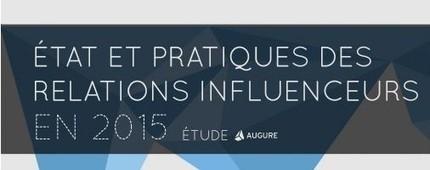 Etude Augure 2015 : Quel état des lieux pour les relations influenceurs ? | Collectivités territoriales et médias sociaux : | Scoop.it