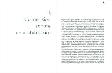 Carlotta Darò : Avant-gardes sonores en architecture – Les presses du réel (livre) | DESARTSONNANTS - CRÉATION SONORE ET ENVIRONNEMENT - ENVIRONMENTAL SOUND ART - PAYSAGES ET ECOLOGIE SONORE | Scoop.it