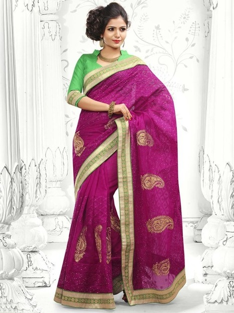 Kalazone Bridal Saree Online Shopping In India: Silk designer sarees | Latest Anarkali Salwar Kameez Online | Scoop.it