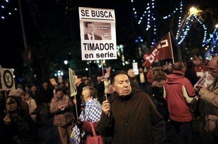 TV5MONDE : actualites : Espagne: des milliers de manifestants pour défendre les retraites | Union Européenne, une construction dans la tourmente | Scoop.it