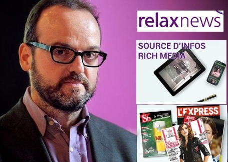 Relaxnews veut inventer l'agence du futur   DocPresseESJ   Scoop.it