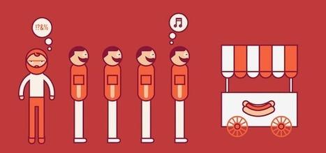 Infographie : la technologie nous a-t-elle rendu impatients ? | Actus de la communication. | Scoop.it