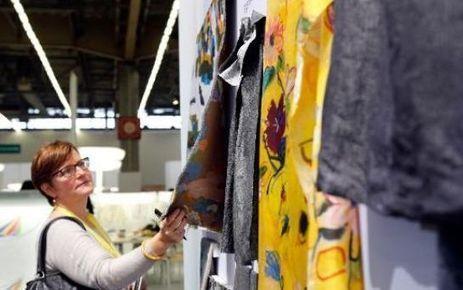 La chasse aux copieurs sur le premier salon mondial de tissus - Le Parisien | Veille Salon | Scoop.it