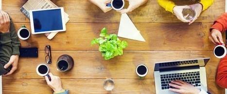 Utilisation des médias sociaux par les start-ups en France | Quatrième lieu | Scoop.it