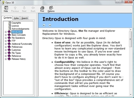 Manage Your Files Easily With Directory Opus   Free stuff or tools   Scoop.it