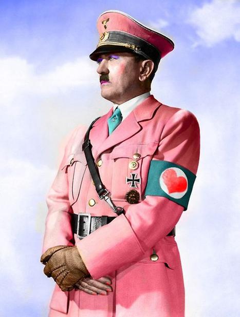 9 Bizarre Nazi-Related Items | Strange days indeed... | Scoop.it