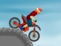Playing Manic Rider - Dirt Bike Games | surgery games online | Scoop.it