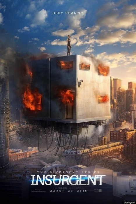 Watch The First 'Insurgent' Trailer Right Now | Amazing Book Trailers | Scoop.it