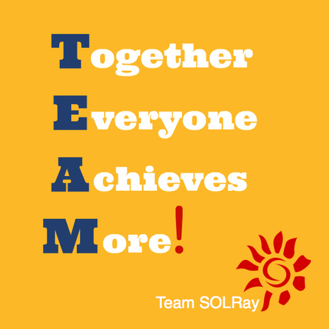 TEAM | Together Everyone Achieves More | Motivational Quotes | Scoop.it