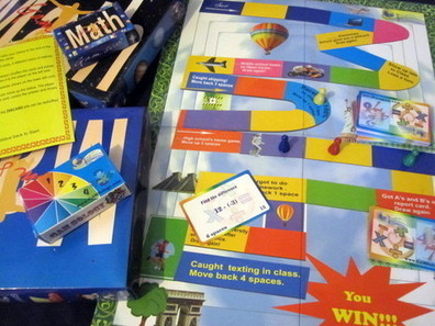 Review: GAMSology board game makes math fun | Motivating Math | Scoop.it