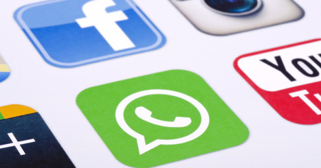 WhatsApp will Nutzerdaten mit Facebook teilen | Facebook, Chat & Co - Jugendmedienschutz | Scoop.it