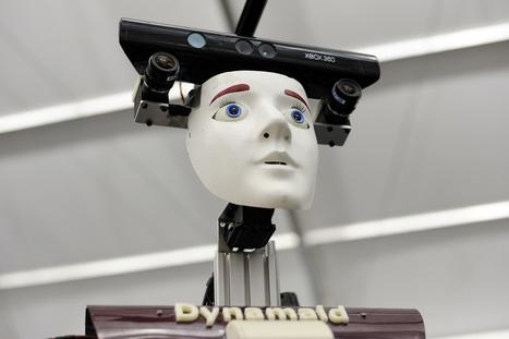 L'informatique affective, ou la naissance des robots sociaux | Une nouvelle civilisation de Robots | Scoop.it