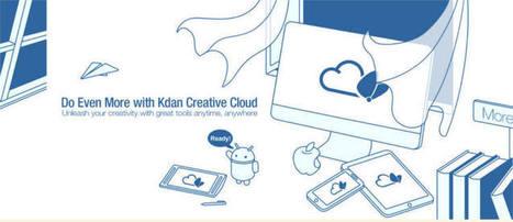 Kdan Mobile | Herramientas de retoque fotográfico de calidad en la nube | MLKtoSCL | Scoop.it