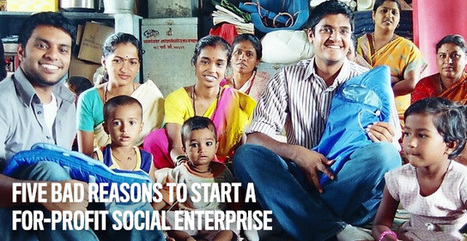 Echoing Green | Unleashing next generation talent to solve the world's biggest problems. | Social Entrepreneurship and Enterprise | Scoop.it