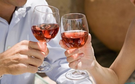 Rose wine sales up 10 per cent - Telegraph | Wine, history and culture... | Scoop.it