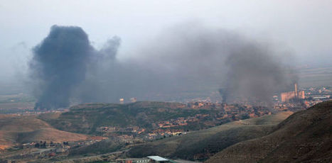 Senior IS Commander with Another 23 Militants Killed in Sinjar | Middle East - Key Themes | Scoop.it