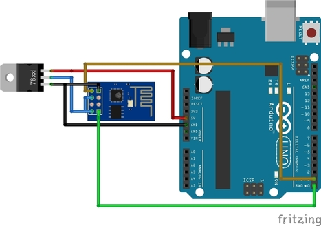 ESP8266 - Burn NodeMCU, write lua script, and control the water heater | Open Source Hardware News | Scoop.it