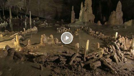Néandertal à Bruniquel | Les Infos du fond | Scoop.it