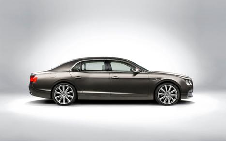 Bentley Flying Spur   Exotic Car Rentals   Scoop.it