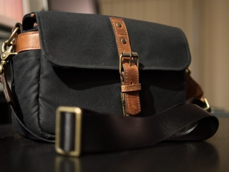 "Quick Review: ONA ""The Bowery"" Camera Bag 