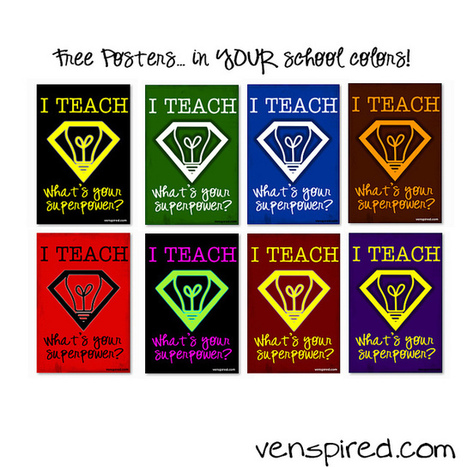 Celebrate Teaching | Krissy Venosdale {Venspired} | English Learners, ESOL Teachers | Scoop.it