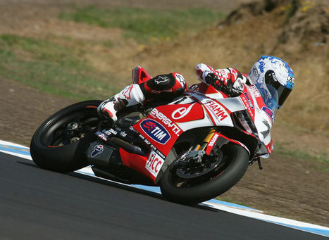 LaMarra injured, Checa improving   Ducati news   Scoop.it