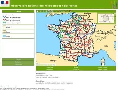 Cartélie - Départements & Régions Cyclables | Balades, randonnées, activités de pleine nature | Scoop.it