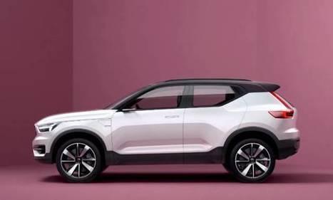 Série 40 : Volvo dévoile deux nouveaux concepts   Volvo Concept   Scoop.it