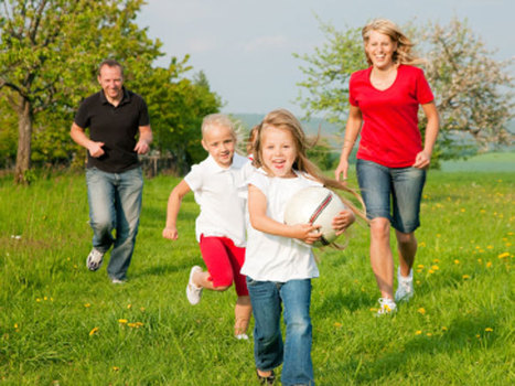 When Moms Get Active, Kids Follow - Philly.com | Food For Thought | Scoop.it