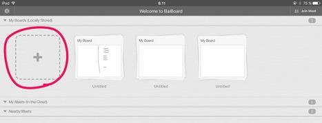 Ryhmätyö omalla iPadilla toisten kanssa   Pädin nokassa   Digital TSL   Scoop.it