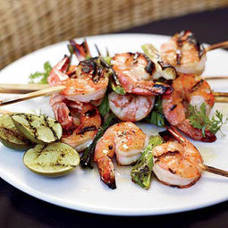 Grilled Miso Shrimp | Food Recipes | Scoop.it