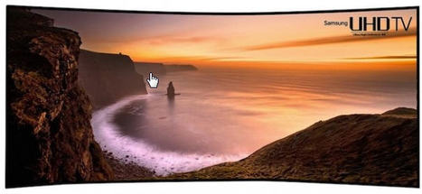 Ultra-Widescreen Samsung 105-inch UHDTV | Ultra High Definition Television (UHDTV) | Scoop.it