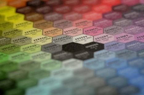 5 эффективных техник для дизайнера по работе с цветом | Webinars (Вебинары) | Scoop.it