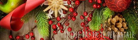 11 Idee fai da te per un Natale evergreen! - Eco Bio Ricetta   Eco bio cosmestici fai da te!   Scoop.it