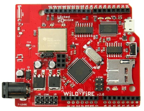Something WiFi This Way Comes; Wicked Device Unveils Wildfire   Raspberry Pi   Scoop.it