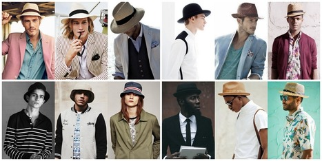 A Complete Guide To Spring/Summer Hats | Le Marche & Fashion | Scoop.it