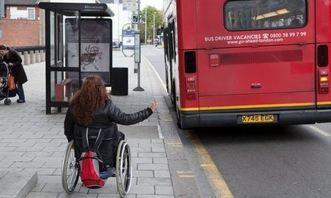 Bus companies must give wheelchair users priority, human rights group says | DisabledGo News and Blog | Accessible Travel | Scoop.it