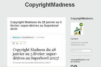 Copyright Madness ! | Copyright Madness | Scoop.it
