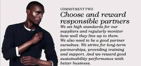 H&M Disclosing Supplier List Along with Sustainability Progress | Trends in Sustainability | Scoop.it