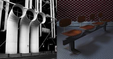 le centre Pompidou chez FauveParis le 10 Décembre. | CEFA | Scoop.it
