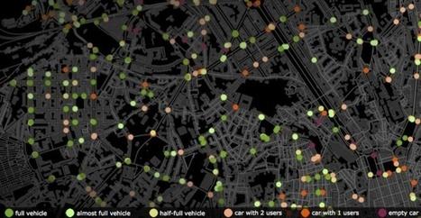 La voiture autonome pourrait éliminer les parkings et faire baisser les loyers | Ville numérique - Mobilités | Scoop.it