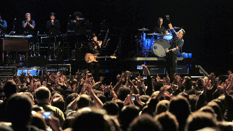 Bruce Springsteen Surprises South American Audiences With Classic, Political Songs - The Hollywood Reporter | Bruce Springsteen | Scoop.it
