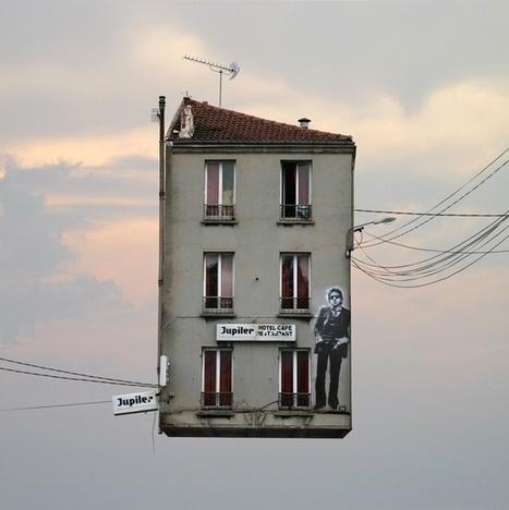Фото и рисунки, арт и креативная реклама | photo | Scoop.it