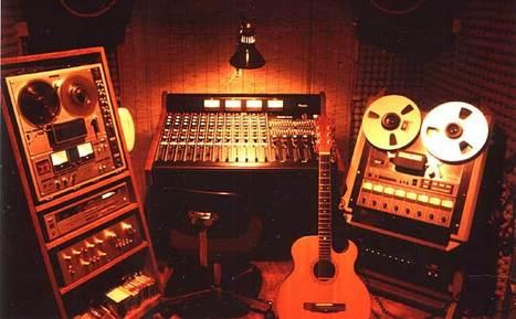 Analog Recording | Evolution of The Music Studio | Scoop.it