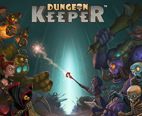 Dungeon Keeper Review: TabletGameReviews.com | Casual Games Reviews | Scoop.it
