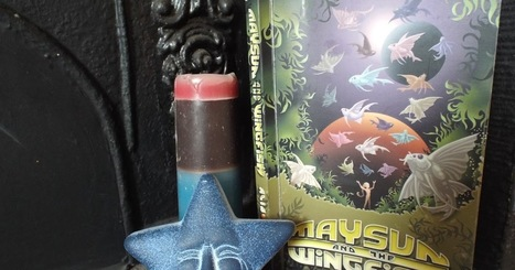 Caterpillar Poetry: Moonlight and Magic: Alison Lock's debut novel Maysun and the Wingfish | Storypost | Scoop.it